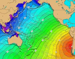 Chile 1960 Earthquake Wave Height